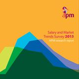 Salary and market trends survey 2015