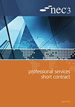NEC3: Professional Services Short Contract
