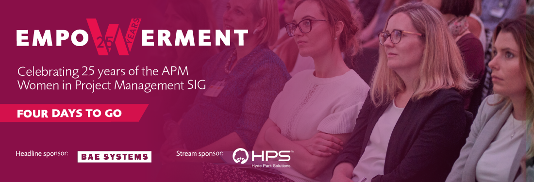 <H1>APM National Conference for Women in Project Management</h1>