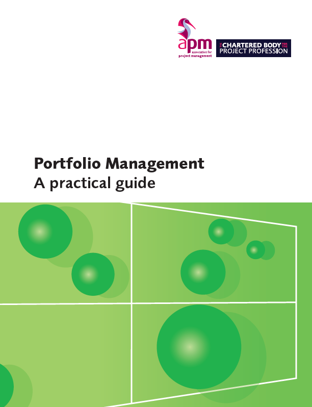 Portfolio Management – A practical guide