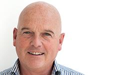 Photo of John McGlynn, board chair of the APM