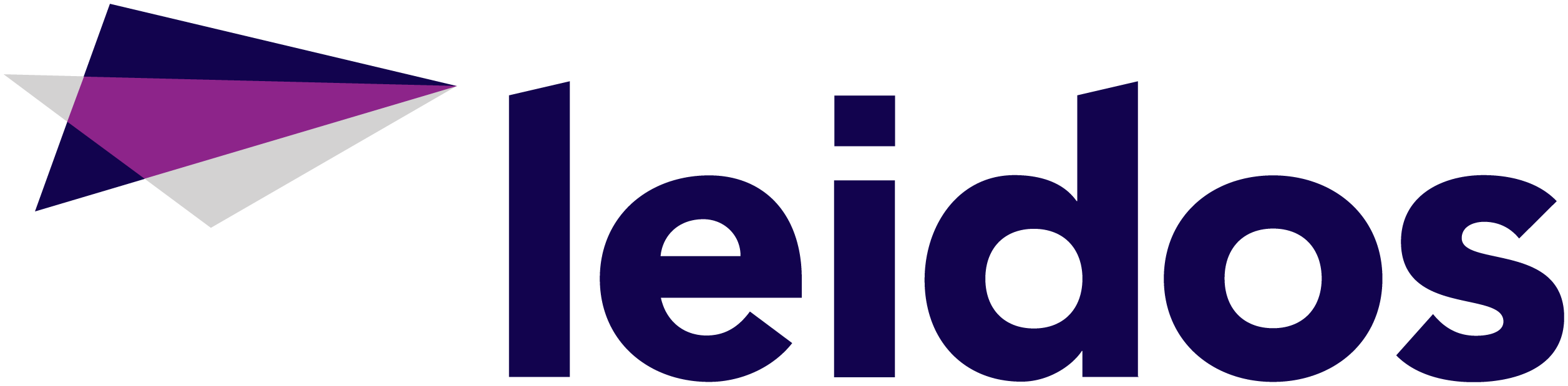 Leidos - Headline sponsor for Power of Projects 2020 - Edinburgh