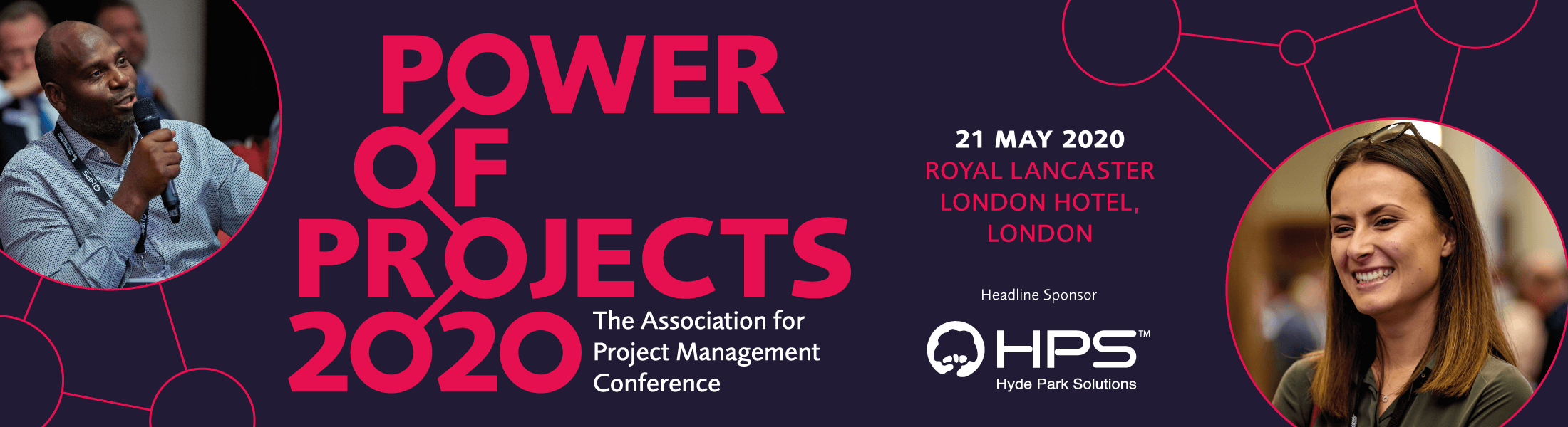 APM Conference 2020 - Power of Projects - London