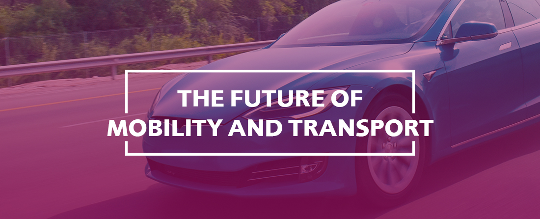APM's Projecting the Future  - The Future of Mobility and Transport
