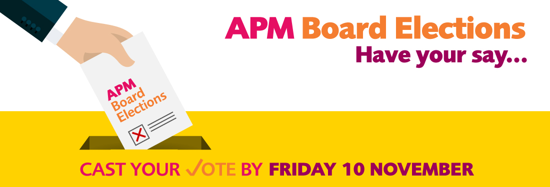 <h1>APM Board Elections 2017</h1>