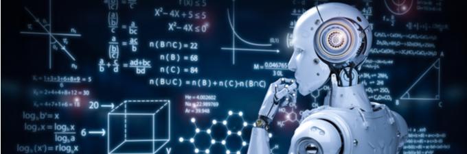 AI Looking At Data