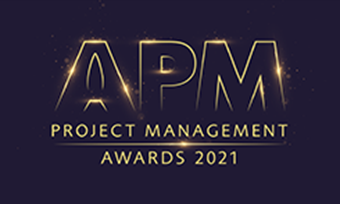 APM Project Management Awards 2021 – Open for entry!