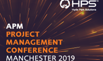 Linda Moir and Peter Marsh to speak at APM Project Management Conference Manchester 2019