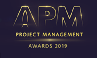 APM Project Management Awards 2019 – Open for entry!