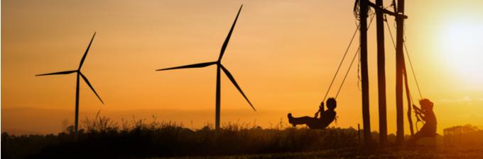Wind Turbines, New Generation