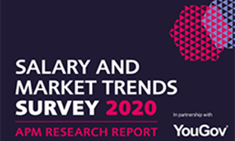 Association for Project Management Salary Survey 2020