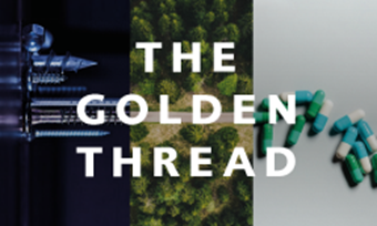 The Golden Thread:  project management in healthcare, charities and SMEs